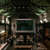 ダミアンハーストの牛の作品が展示されているステーキレストラン【Tramshed】ロンドンの美味しい肉料理