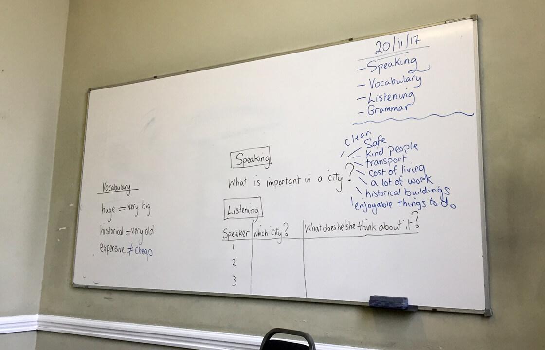イギリス留学の語学学校のの授業と先生ってどんな感じなのか 英語環境で学ぶ意味