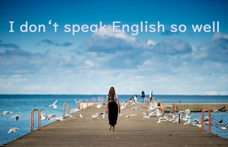 英語話せない